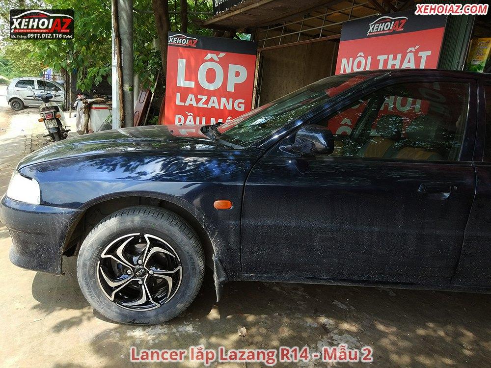 02 4 - Bộ lazang ô tô 14 inch cao cấp Morning, Vios, i10, Getz, Gentra..v.v.