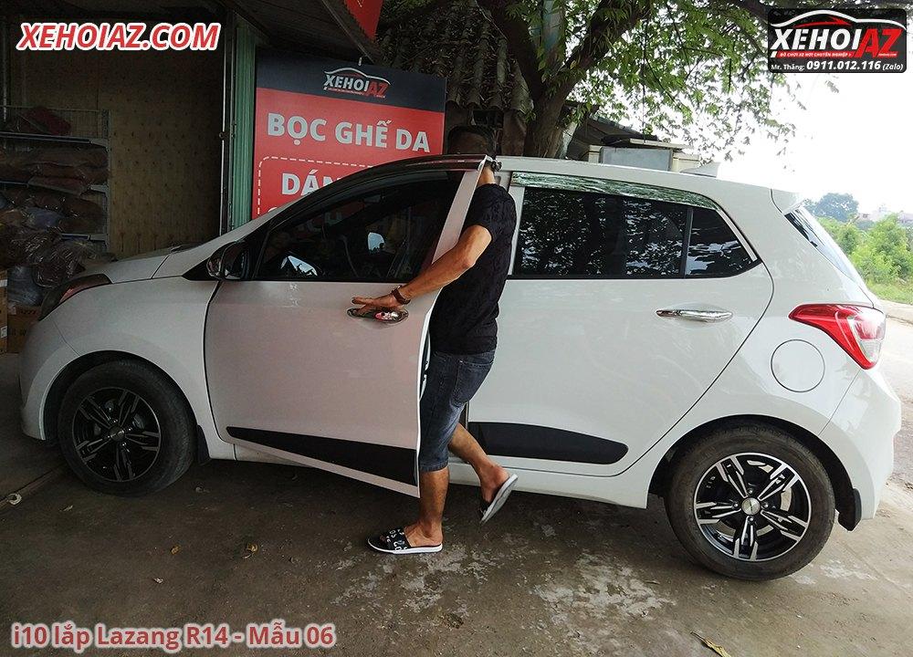 06 2 - Bộ lazang ô tô 14 inch cao cấp Morning, Vios, i10, Getz, Gentra..v.v.