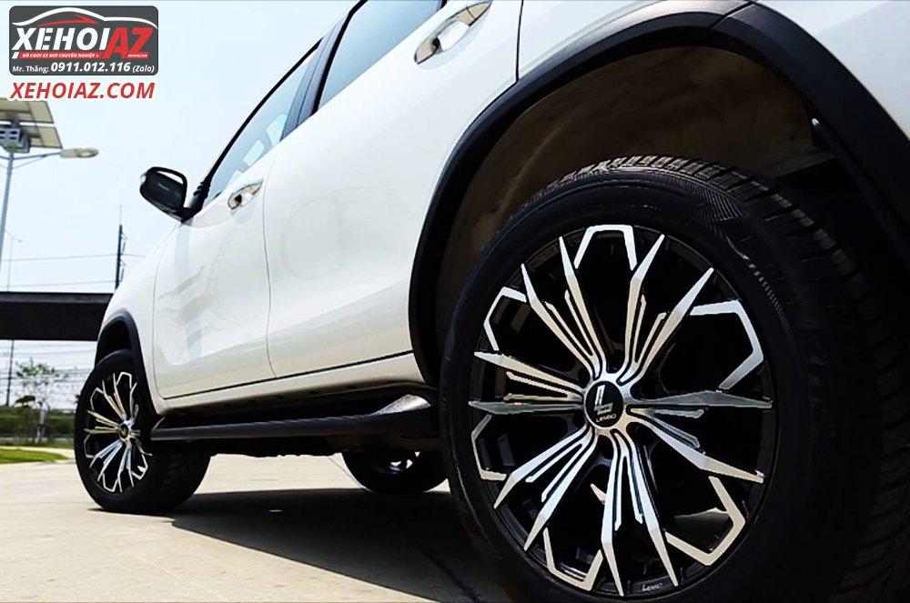 Mâm đúc LENSO Thái Lan18 inch độ cho xe bán tải và xe SUV - AZ PICKUP V.5 - Hình 03
