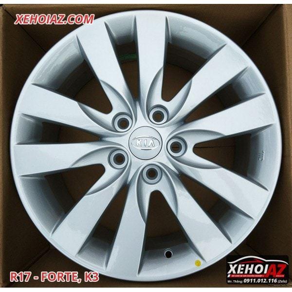 aec8c01d5b521e9d1828ec1e0f1ddcd7 - Lazang đúc 17 inch chính hãng theo xe kia Forte, K3